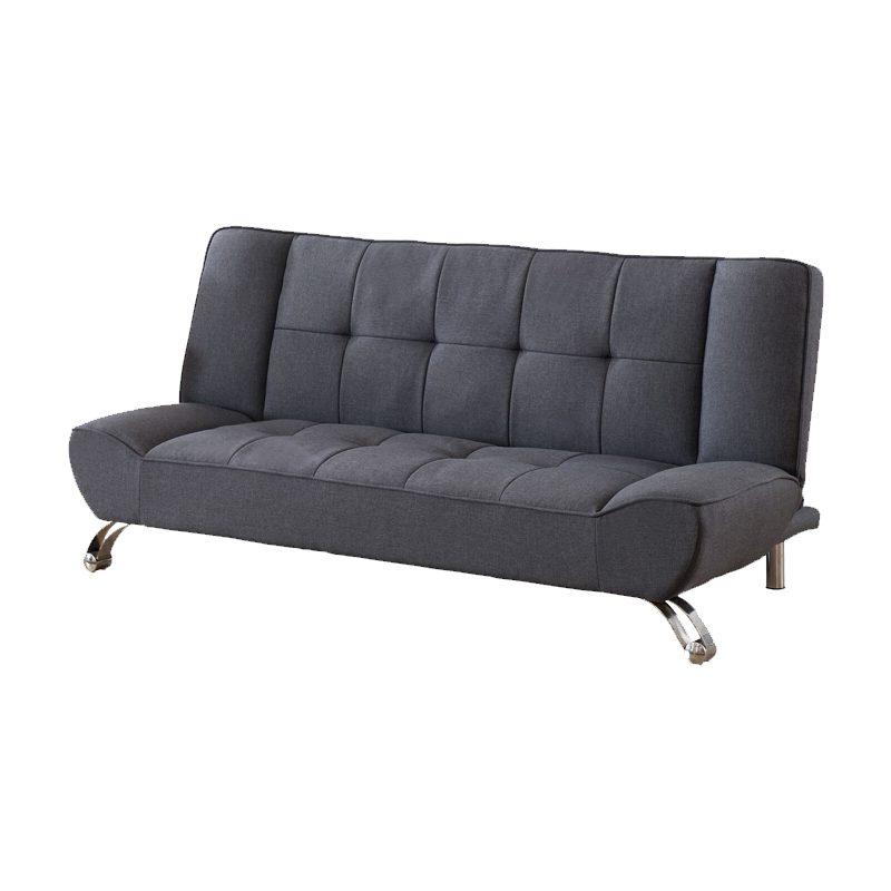 Vogue Grey Fabric Sofa Bed