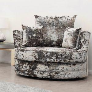 spinning chair, swivel chair, armchair, velvet chair, velvet, crushed velvet, velvet armchair, velvet chair, velvet swivel chair,
