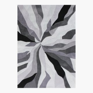 FRACTURE – Geometric Pattern Rug