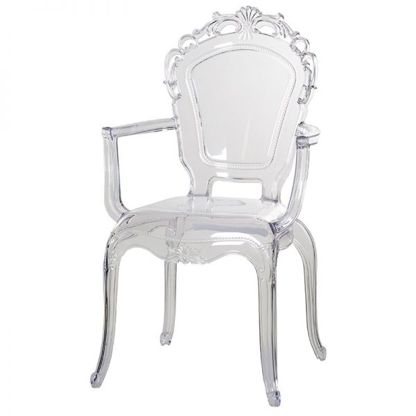 Ghost chair for dining room