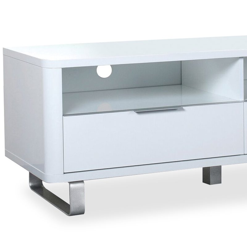 accent tv unit white, home store living