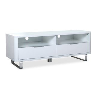 Accent TV Unit – White