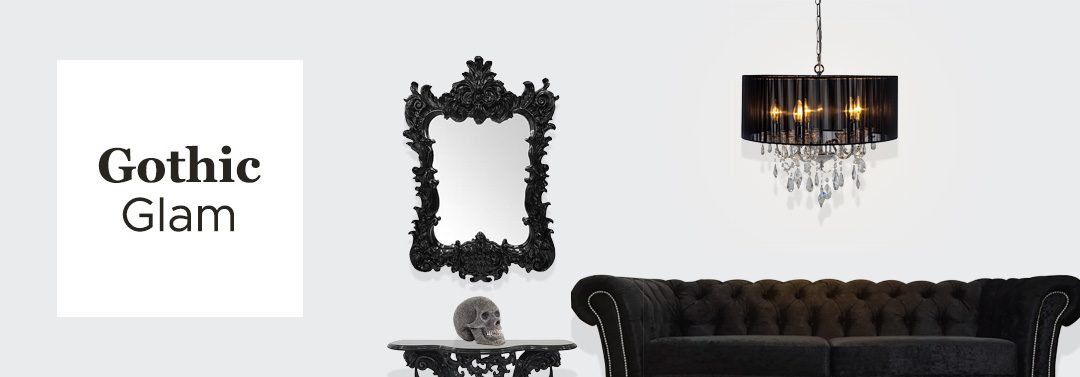 Be Inspired: Our Guide to Gothic Glam Room Decor