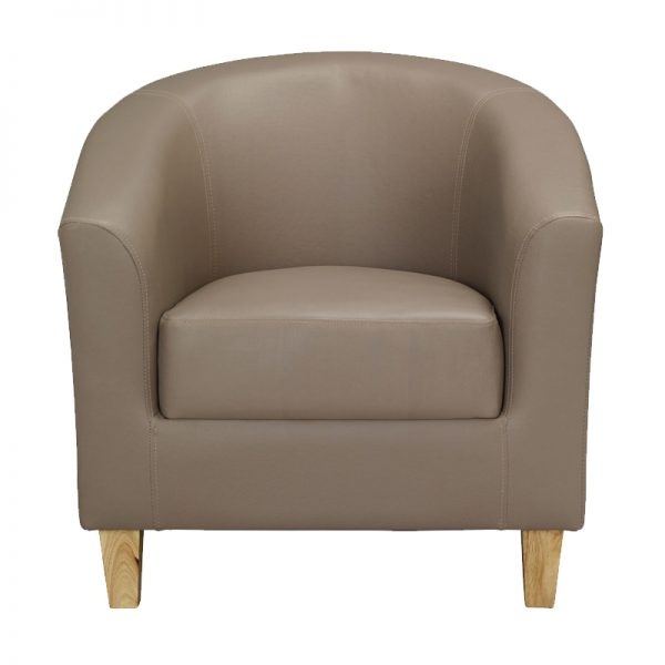 tub chair taupe, home store living