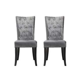 Radiance Dining Chairs Pair
