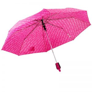 Juicy Couture Pink Umbrella,