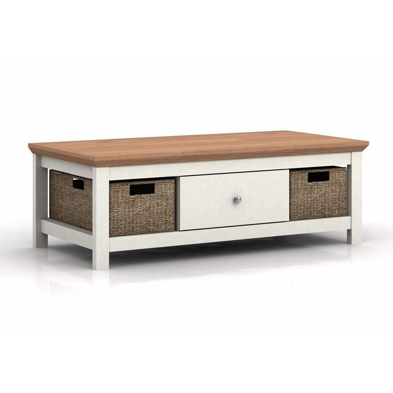 Cotswold Farmhouse Coffee Table Cream Home Store Living