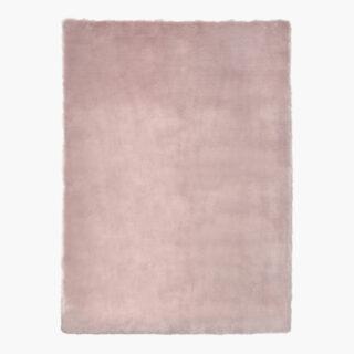 FAIRMONT – Faux Fur Rug Pink