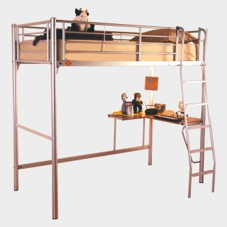Opal High Sleeper Children's Bed Frame