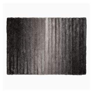 Verge Ombre Rug Grey 80 x 150