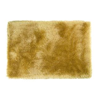 Basics Shag Rug, 120 x 170cm, Mustard