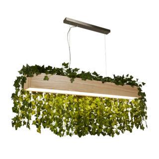 Canopy LED Wood Bar Pendant