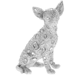 Jewel Chihuahua Ornament, 25cm