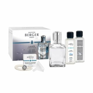 Lampe Berger Essential Gift Set, Square