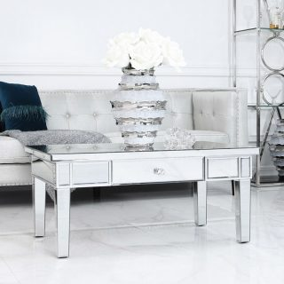 Classic Mirror Coffee Table
