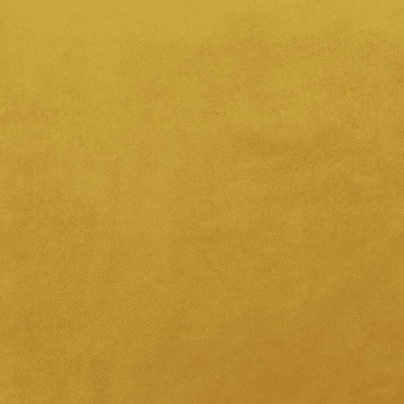 Mustard Plush Velvet