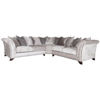 Vana Pillowback Corner Sofa (2c2)